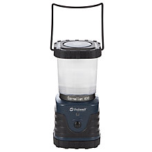 Buy Outwell Carnelian 400 Lantern, Black/Blue Online at johnlewis.com