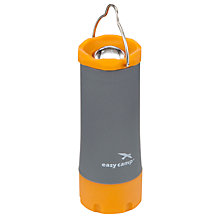 Buy Easy Camp Habu Torch Lantern, Grey/Orange Online at johnlewis.com