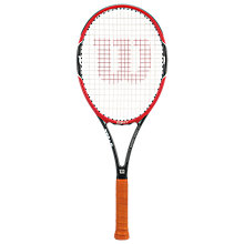 Buy Wilson Pro Staff RF97 Autograph Tennis Racket, Red/Black Online at johnlewis.com