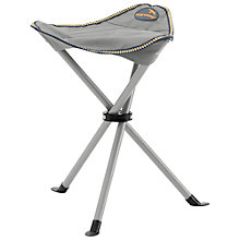 Buy Easy Camp 3 Leg Stool, Grey Online at johnlewis.com