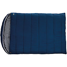 Buy Easy Camp Asteroid Double Sleeping Bag, Blue Online at johnlewis.com