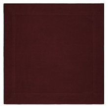 Buy John Lewis Canteen Cotton Napkins, Set of 4 Online at johnlewis.com