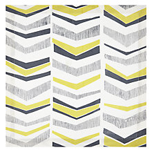 Buy MissPrint Napkin Chevron, Set of 4 Online at johnlewis.com