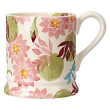 Buy Emma Bridgewater Water Lily Mug, 1/2pt Online at johnlewis.com