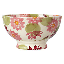 Buy Emma Bridgewater Water Lily French Bowl Online at johnlewis.com