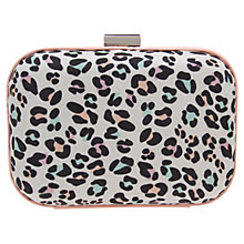 Buy Miss KG Hana Box Clutch Bag, Multi Online at johnlewis.com