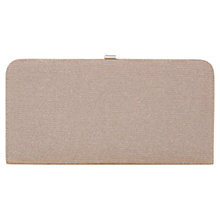 Buy Dune Belina Box Clutch Bag, Pink Online at johnlewis.com