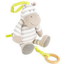 Buy John Lewis Hippo Musical Pull Toy Online at johnlewis.com