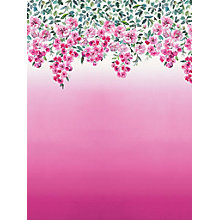 Buy Designers Guild Printed Trailing Rose Wallpaper Online at johnlewis.com