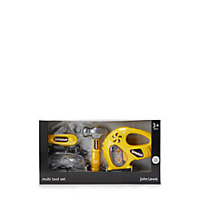 Buy John Lewis Toy Multi Tool Sander Set Online at johnlewis.com