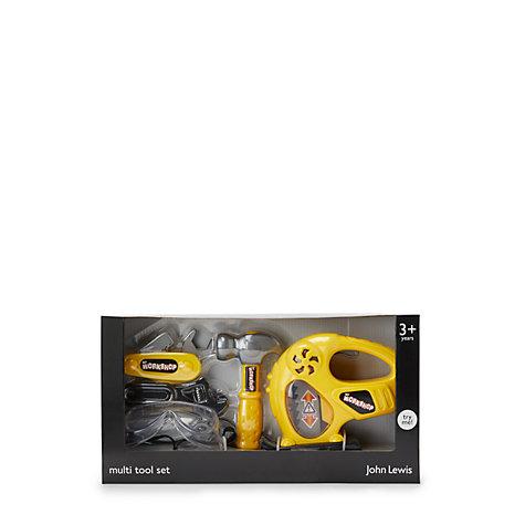 buy john lewis toy multi tool sander set john lewis. Black Bedroom Furniture Sets. Home Design Ideas