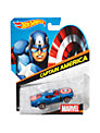 Hot Wheels Marvel Character Car, Assorted