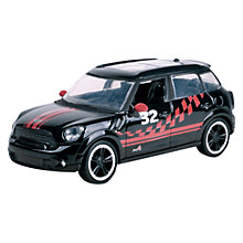 Buy John Lewis Mini Cooper GT Racing Car Online at johnlewis.com