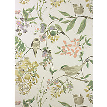 Buy Nina Campbell Penglai Wallpaper Online at johnlewis.com
