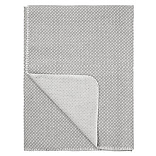 Buy John Lewis Spot Throw, Grey Online at johnlewis.com
