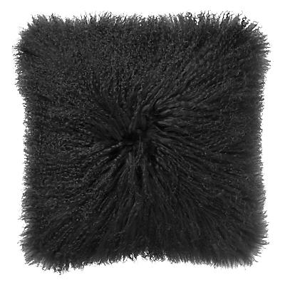 John Lewis Mongolian Faux Fur Cushion