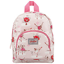 Buy Cath Kidston Children's Mini Ballerina Rucksack, Pink Online at johnlewis.com