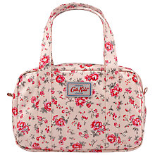 Buy Cath Kidston Children's Bramley Sprig Mini Zip Bag, Pink Online at johnlewis.com