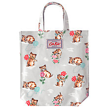 Buy Cath Kidston Children's Kittens Mini Bag, Grey Online at johnlewis.com
