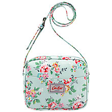 Buy Cath Kidston Children's Kingswood Rose Handbag, Blue Online at johnlewis.com