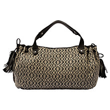 Buy Gerard Darel 24 Heures Summer Grab Bag, Black Online at johnlewis.com