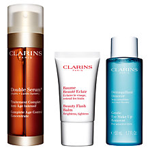 Buy Clarins Skincare Must-Have Kit Online at johnlewis.com