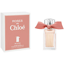 Buy Chloé Roses de Chloé Eau de Toilette, 20ml Online at johnlewis.com