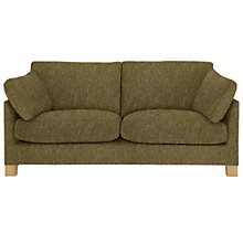 Buy John Lewis Ikon Medium Sofa, Henley Gold Online at johnlewis.com