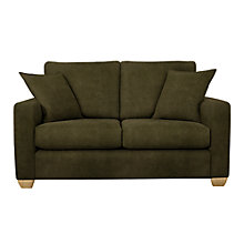 Buy John Lewis Gino Small Sofa, Ruben Mocha Online at johnlewis.com