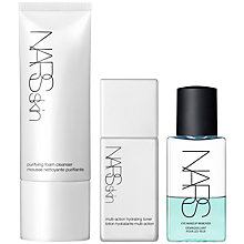 Buy NARS Basic Cleanse Set Limited Editon Online at johnlewis.com