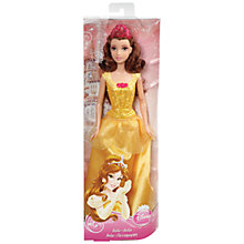 Buy Disney Princess Sparkling Belle Doll Online at johnlewis.com