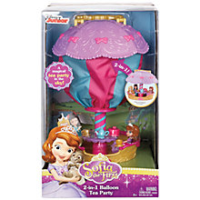 Buy Disney Princess Sofia The First 2-in-1 Balloon Tea Party Online at johnlewis.com