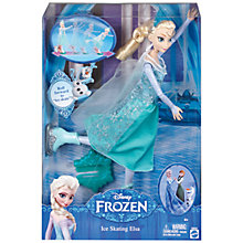 Buy Disney Frozen Ice Skating Elsa Online at johnlewis.com