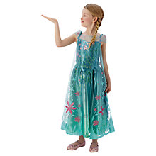 Buy Disney Frozen Fever Elsa Dressing-Up Costume Online at johnlewis.com