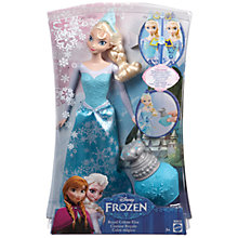 Buy Disney Frozen Royal Colour Elsa Online at johnlewis.com