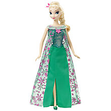 Buy Disney Frozen Fever Singing Doll, Assorted Online at johnlewis.com