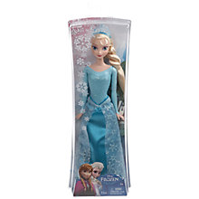 Buy Disney Frozen Elsa Figure Online at johnlewis.com
