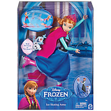 Buy Disney Frozen Ice Skating Anna Online at johnlewis.com