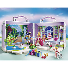 Buy Playmobil Princess Birthday Take Along Play Set Online at johnlewis.com