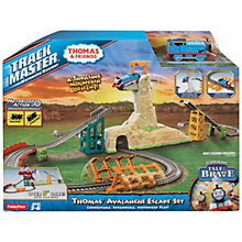 Buy Thomas & Friends Trackmaster Avalanche Escape Set Online at johnlewis.com