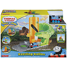 Buy Fisher-Price Thomas & Friends Rattling Railsss Online at johnlewis.com