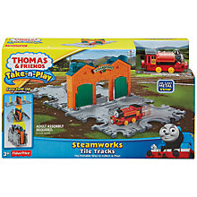 Buy Fisher-Price Thomas & Friends Take-n-Play Portable Play Set, Assorted Online at johnlewis.com