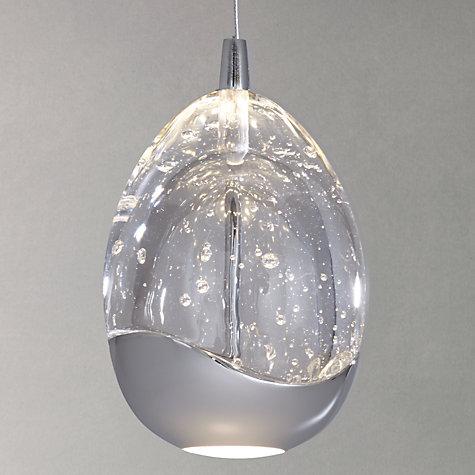 Buy John Lewis Droplet LED Single Pendant Ceiling Light