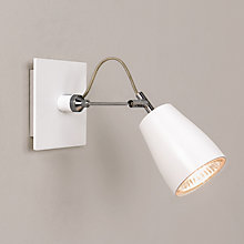 Buy Astro Polar Spot Light, White Online at johnlewis.com