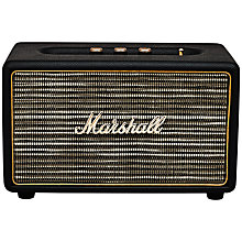 Buy Marshall Acton Speaker with Bluetooth Online at johnlewis.com