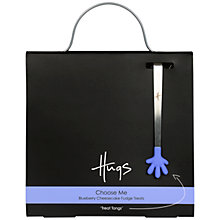 Buy Hugs Blueberry Cheesecake Fudge Online at johnlewis.com