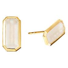 Buy Astley Clarke Prismic Stud Earrings Online at johnlewis.com