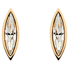Buy Cachet London Sphinx Earrings, Rose Gold Online at johnlewis.com