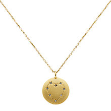 Buy Cachet London Ibis Love Pendant Online at johnlewis.com