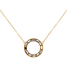 Buy Cachet London Ballari Necklace, Rose Gold Online at johnlewis.com